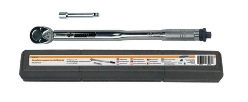 llave dinamometrica mannesmann 10 210 nm calidad alemana